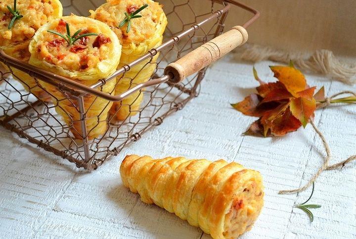 Вкусные и красивые новогодние закуски!