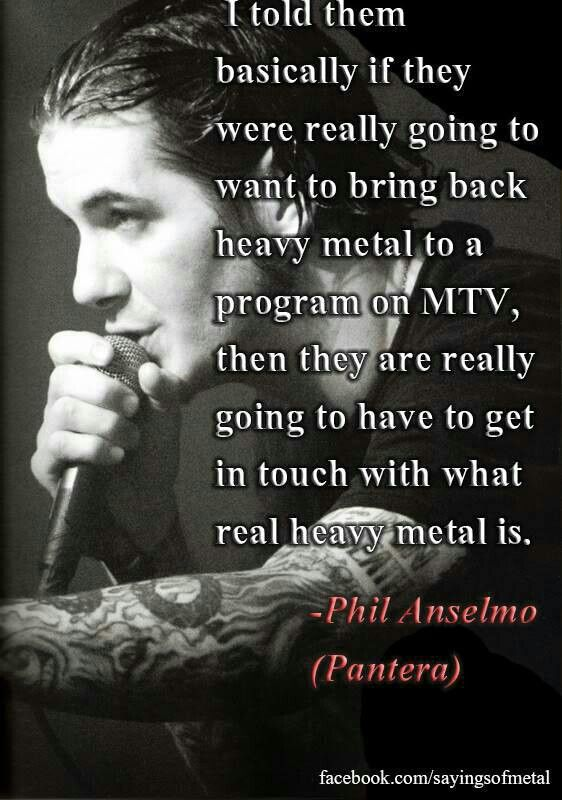 Famous Heavy Metal Quotes. QuotesGram