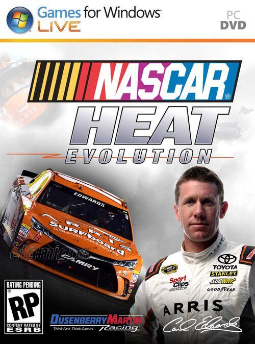 NASCAR Heat Evolution PC [2016] [Inglés]