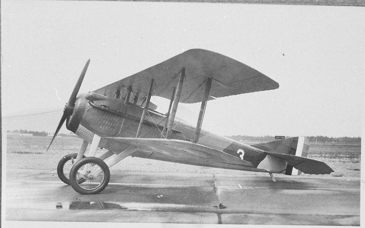 Public_Domain_Photo_WWI_Spad_Pursuit_Aircraft_1918 French ...