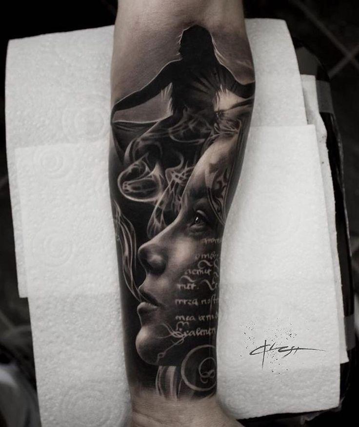 by @garymossman . #best #tattoo #tattooartist #tattoosupport #tattooworldpub #like4like #likeforfollow #follow4follow #followbackalways #follow4followback