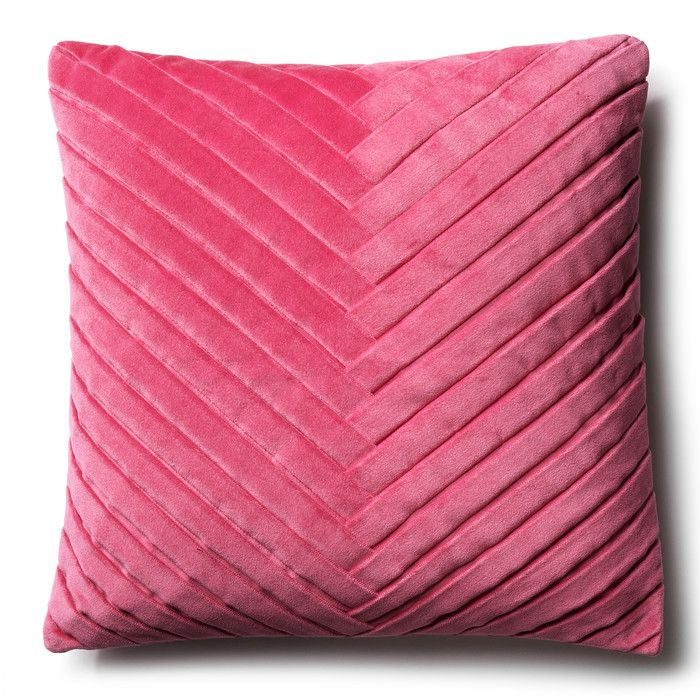 You'll love the Northwick Cotton Velvet Throw Pillow at AllModern - With Great Deals on modern Bedroom  products and Free Shipping on most stuff, even the big stuff.