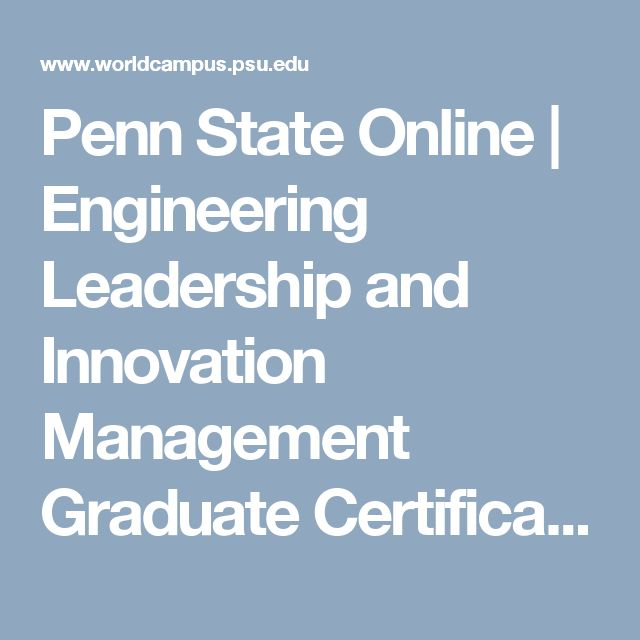 Online phd engineering management programs