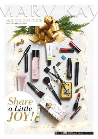 Holiday Gift Guide 2017 Svensk by Lesley Cosmetics AB - issuu