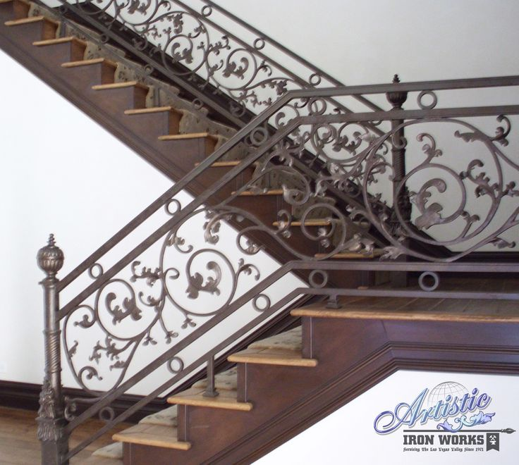 fun wrought iron staircase. Wrought Iron Stair Railing 32 best Railings images on Pinterest  iron
