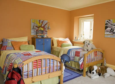 98 best orange kids room decor images on pinterest