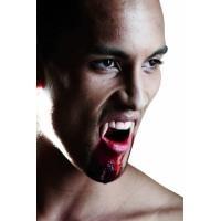 Dents de vampire Halloween