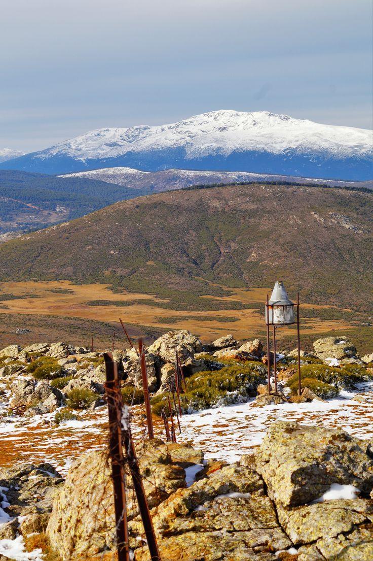 Sierra de Guadarrama desde Peñas Negras