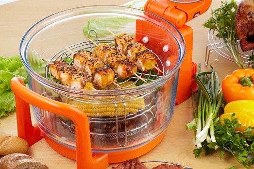 Рецепты приготовления вкусных блюд в аэрогриле
