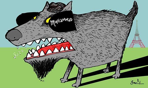 Cartoon by Gustavo Rodriguez - Usa - 8 gennaio §-