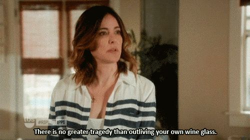 "The harsh realities of adulthood may turn out to be more than we bargained for. | Community Post: 21 Life Lessons We Learned From ""Cougar Town"""