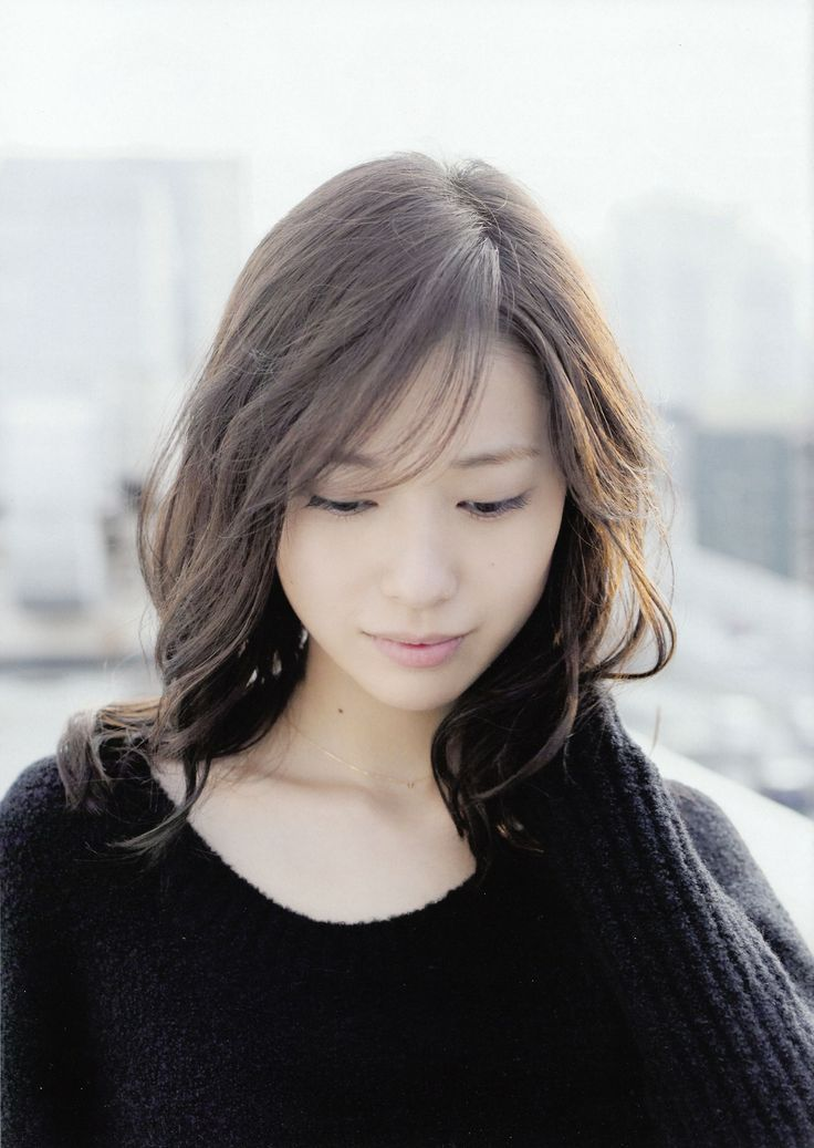 Toda Erika (戸田恵梨香). #JDrama