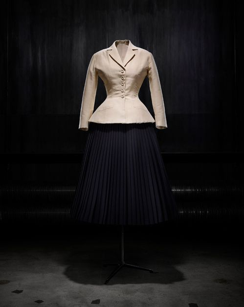 Robe Christian Dior, 1947 new look