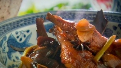 Chicken Braised with Soy Sauce and Shao Hsing Wine