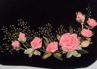 "Gallery.ru / Бархатная сумочка ""Розовые грезы"" - Мои сумочки - Irina-mist"