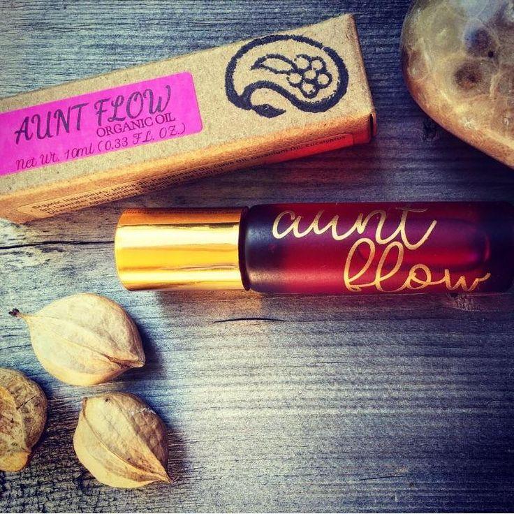 Aunt Flow Organic Oil