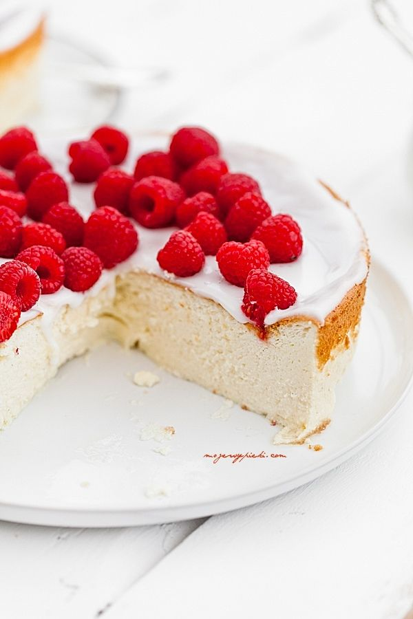 ... fluffy vanilla cheesecake ...