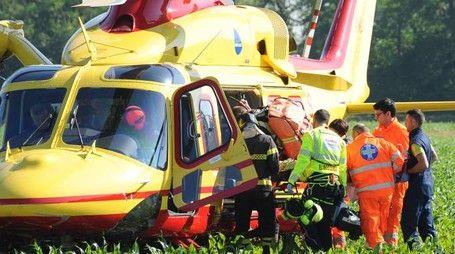 Due ragazzi ventenni si si perdono in montagna:ore di paura e recupero con l'elicottero