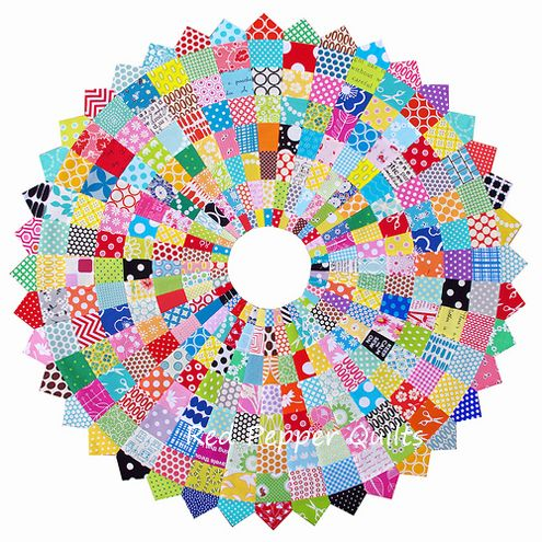 A blog about fabric, patchwork and quilts.