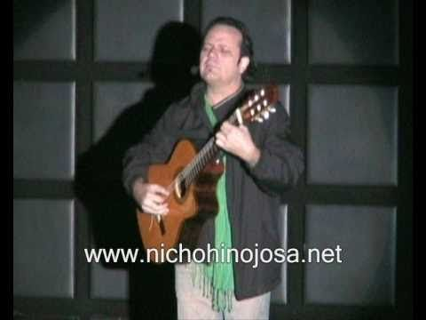 Nicho Hinojosa - A Veces (en el bar)