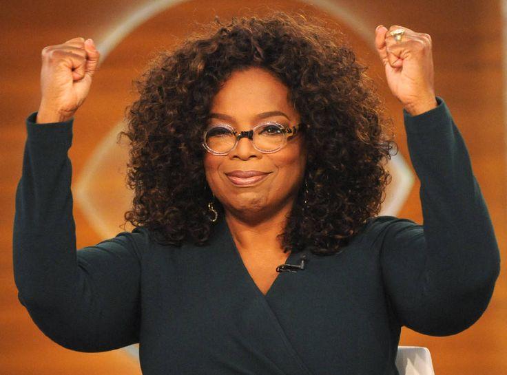 Oprah for president??? Please say it's a joke!!!!