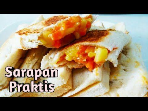 Resep Sarapan Praktis Dan Enak Wajib Coba Breakfast Practical Youtube Resep Resep Sarapan Sarapan