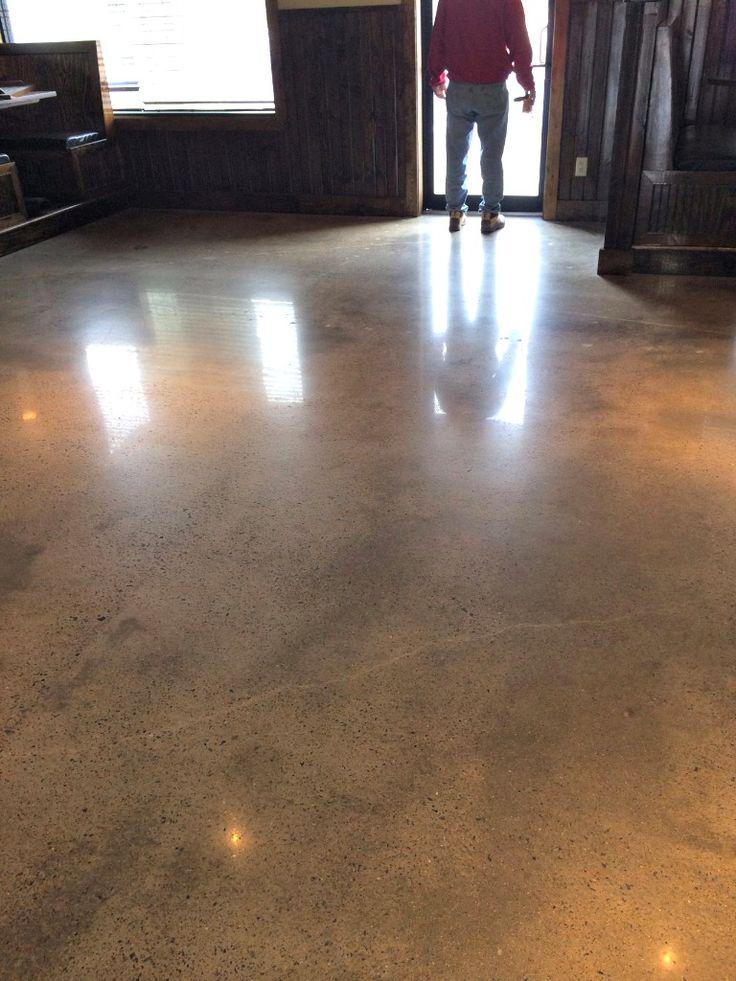 Concrete Polishing Searcy Arkansas