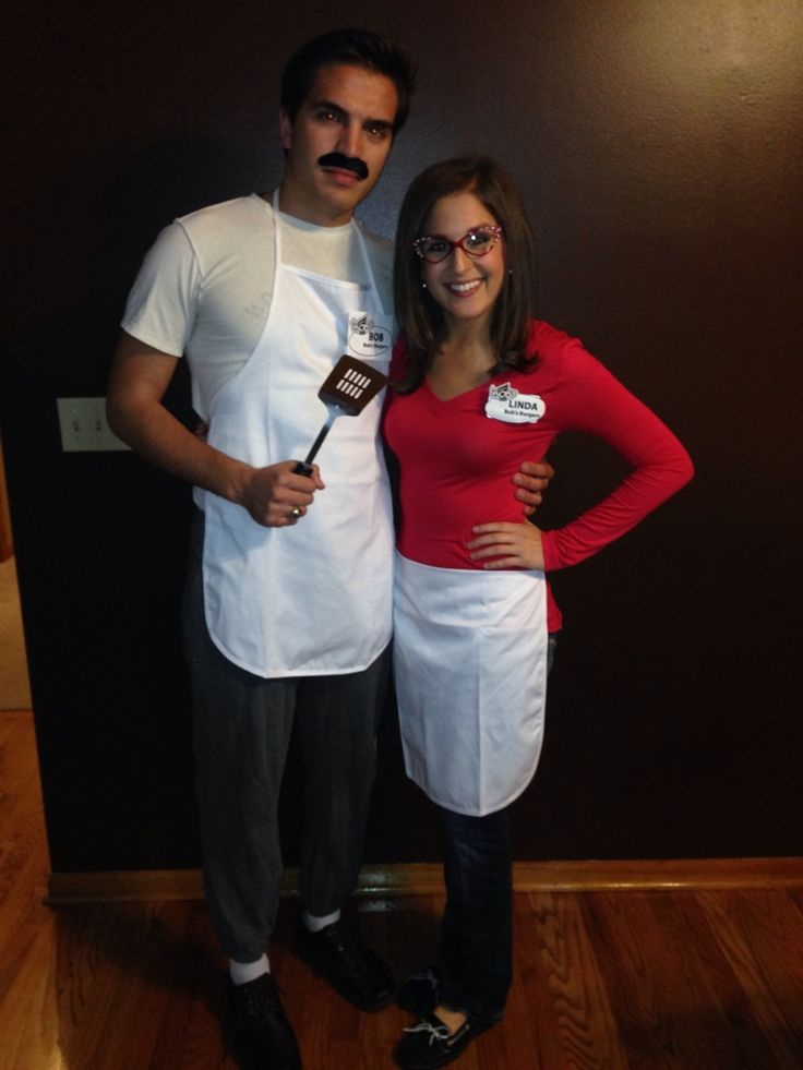 bob and linda belcher. THis would be so great for Otakon!!