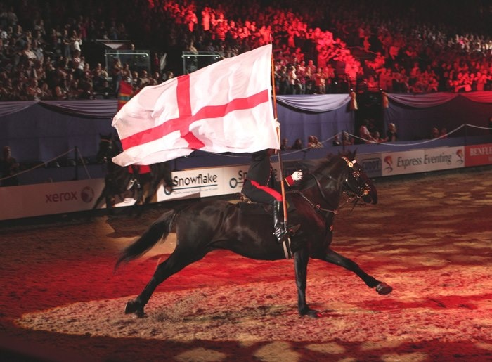 St Georges Day - 23rd April
