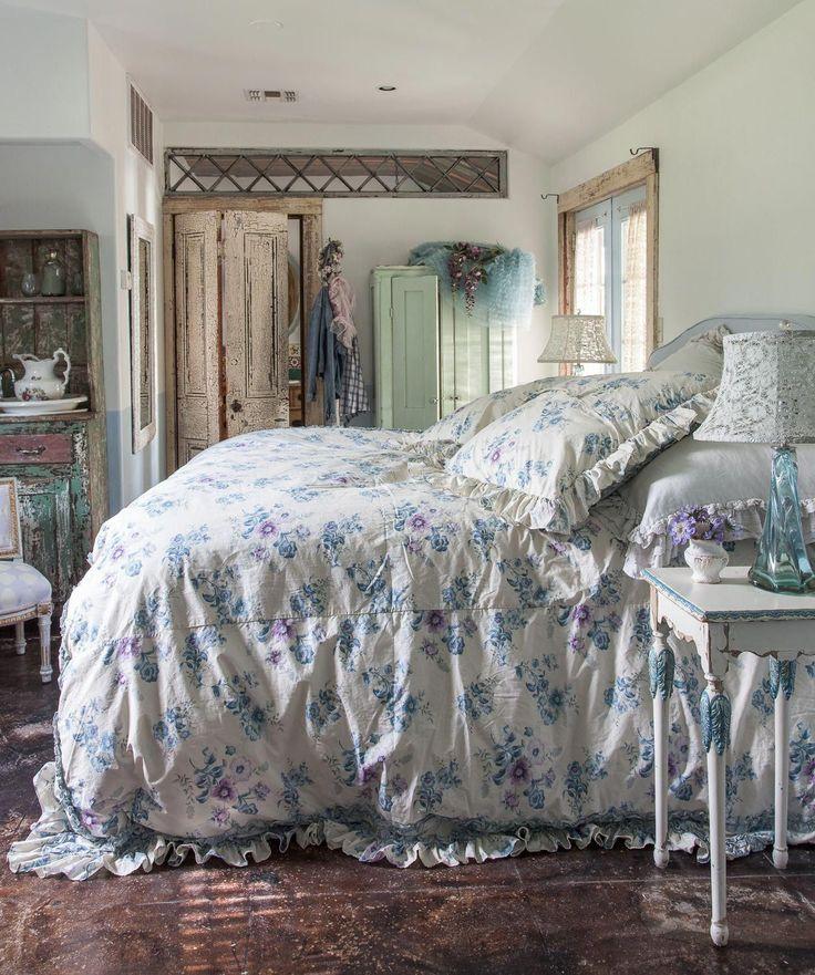 18+ Wondrous Shabby Chic Bedroom Navy Ideas – Shabby Chic House