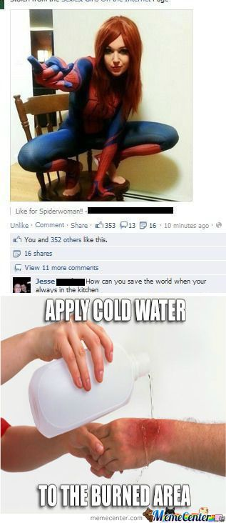 48e14b96d907f3d53700003af96f3aaf spiderman is the best 78 best buurrnn!!! images on pinterest funny stuff, ha ha and