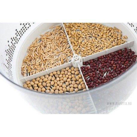 Germinator automat pentru seminţe
