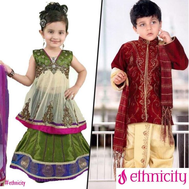 The cutest outfits for your kids this Rakshabandhan. Yay or Nay? #kidswear #kidsfashion #kidswear #fashion #kidswear