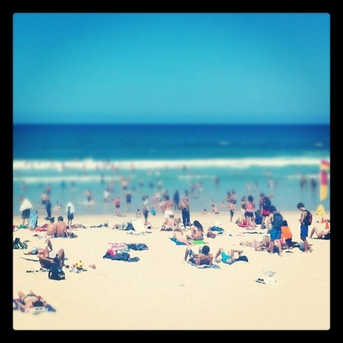 Beach  Gold Coast, Aus