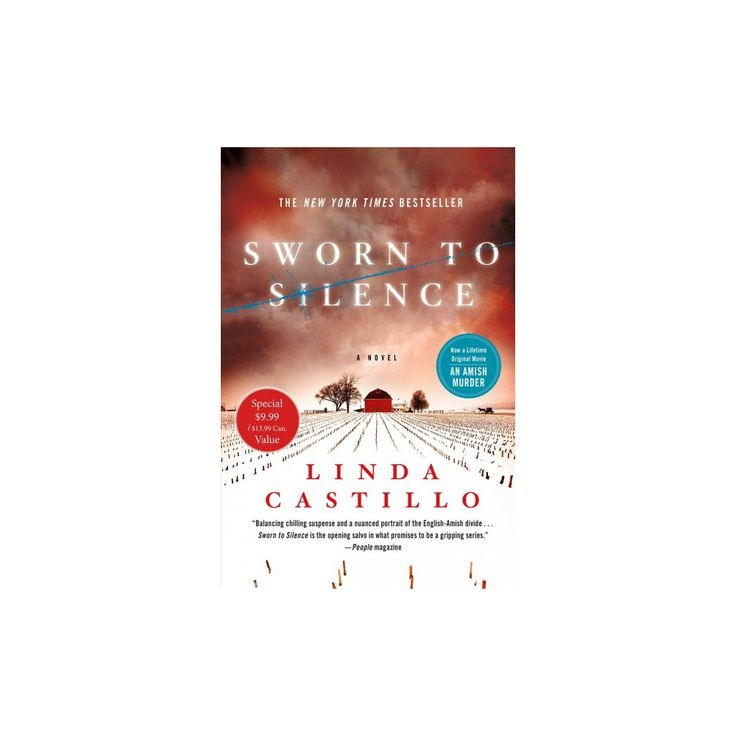 Sworn to Silence (Reprint) (Paperback) (Linda Castillo)