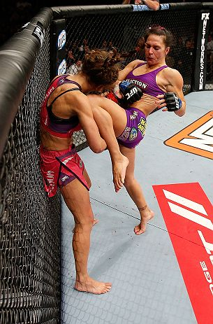 Cat Zingano: The Number One is Back | UFC ® - News