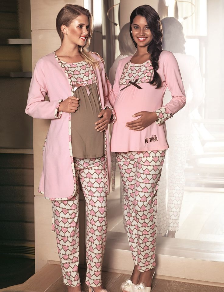 Fc Fantasy M-603 Lohusa Üçlü Pijama Takım | Mark-ha.com #stylish #fashion #newseason #yenisezon #trend #moda #hamile #lohusa #doğumçantası #hastaneçıkışı