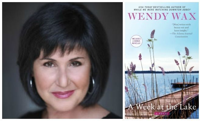 Making peace with your process – Wendy Wax