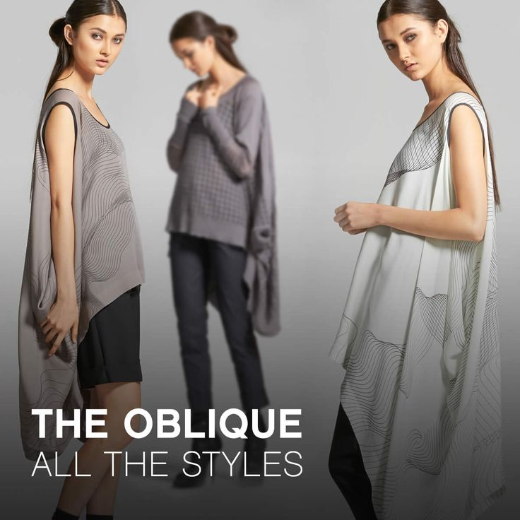 Oblique Chic – Taylor