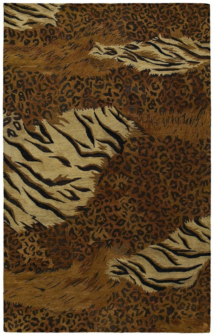Purple Rugs Kaleen us uSheeba u area rug in multi animal print