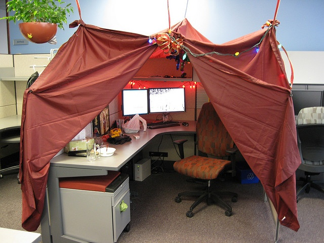 17 Best images about Cubicle Fort Plans on Pinterest ...
