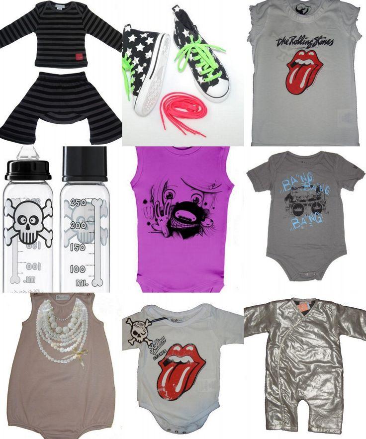 Si te gusta la ropa moderna para niños