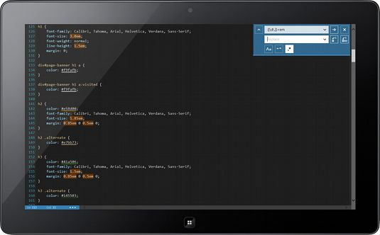 18 great text editors for web designers   Web design   Page 2   Creative Bloq