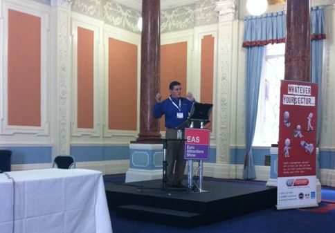 Scott Brown to headline Play Providers Conference 2012 at LIW