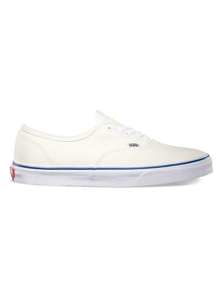 Vans Authentic - White