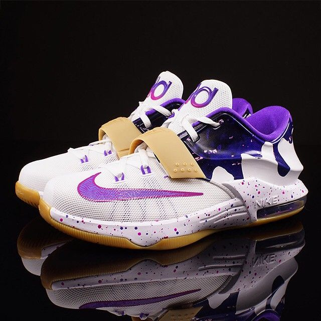 """""""PBJ KD 7s for the kids release this Wednesday.  More details on sneakernews.com"""""""