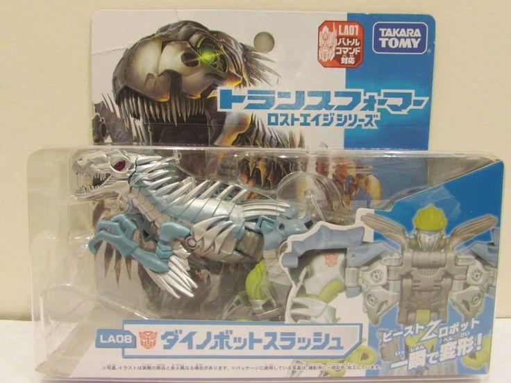 Transformers Dinobots Slash LA08 Takara Tomy Action Figure Toy Japan