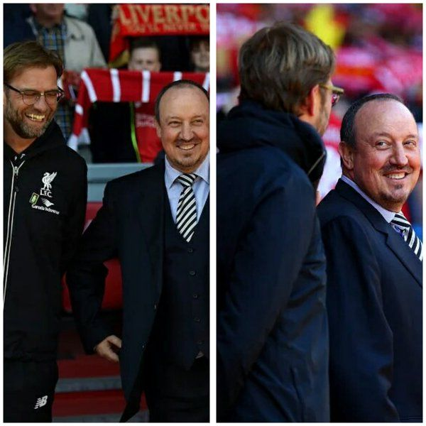 Managerial legends