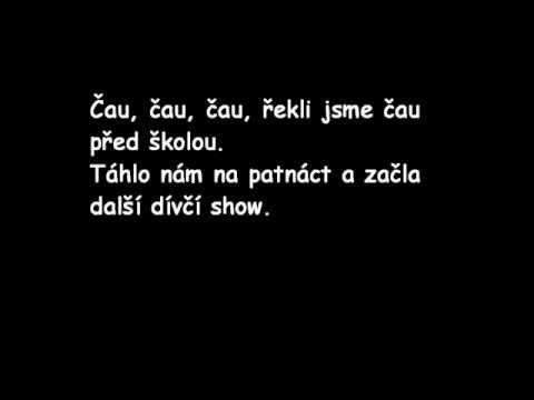 Holky z naší školky-text (lyrics)