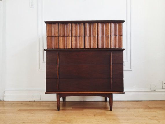 Mid-Century Modern Highboy Dresser in Bedford-Stuyvesant, Kings County ~ Krrb Classifieds